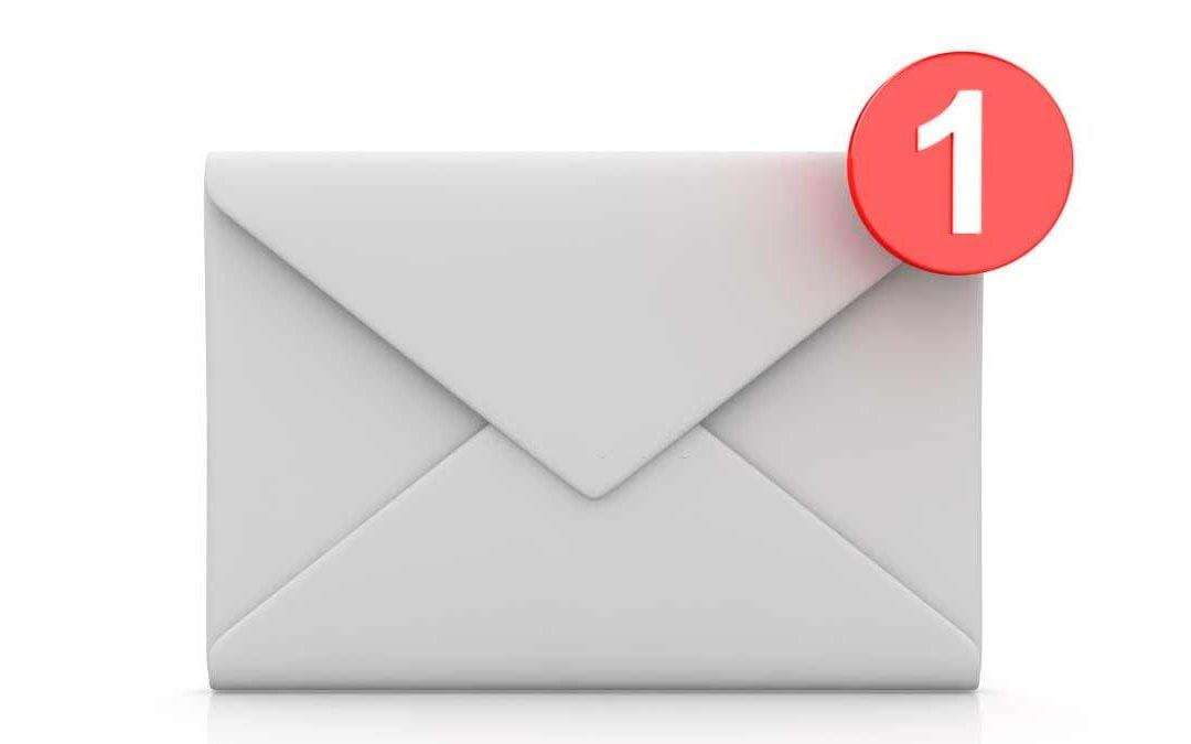 La importancia del email