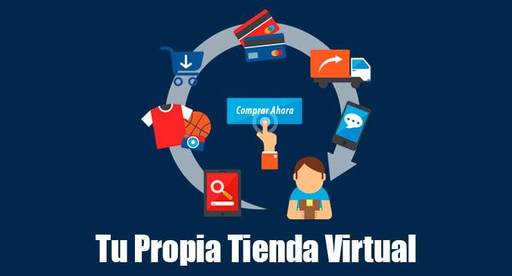 Tu Propia Tienda Virtual