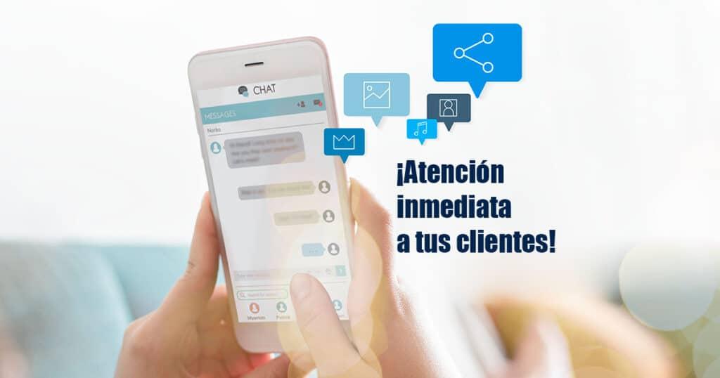 Comunicación Instantánea en Tu Tienda EN Línea